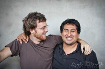 Patrick y Eliseo
